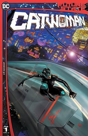 Future State (2021-)  No.1: Catwoman