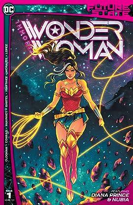 Future State (2021-) #1: Immortal Wonder Woman