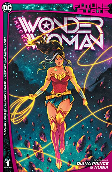 Future State: Immortal Wonder Woman (2021-2021) #1