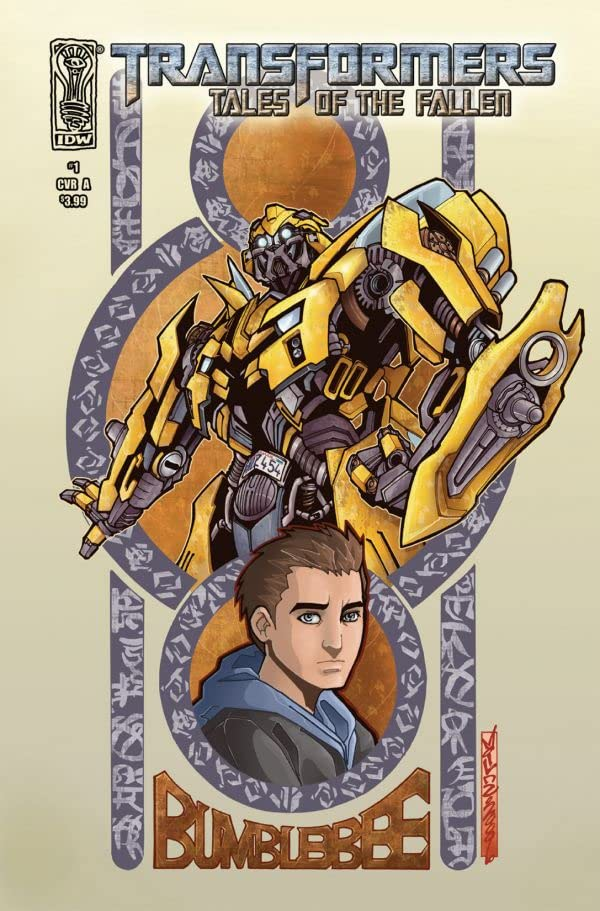 Transformers: Tales of the Fallen #1 (of 5)