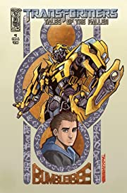 Transformers: Tales of the Fallen #1