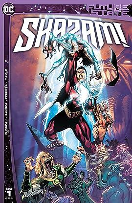 Future State (2021-)  #1: Shazam!