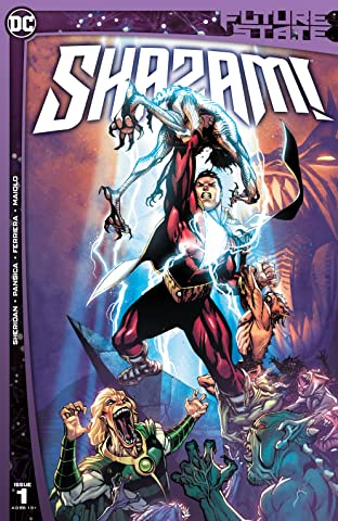 Future State (2021-)  No.1: Shazam!