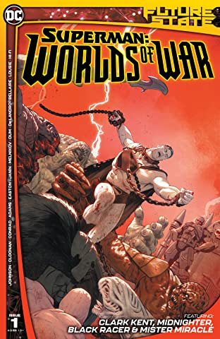 Future State (2021-)  #1: Superman: Worlds of War