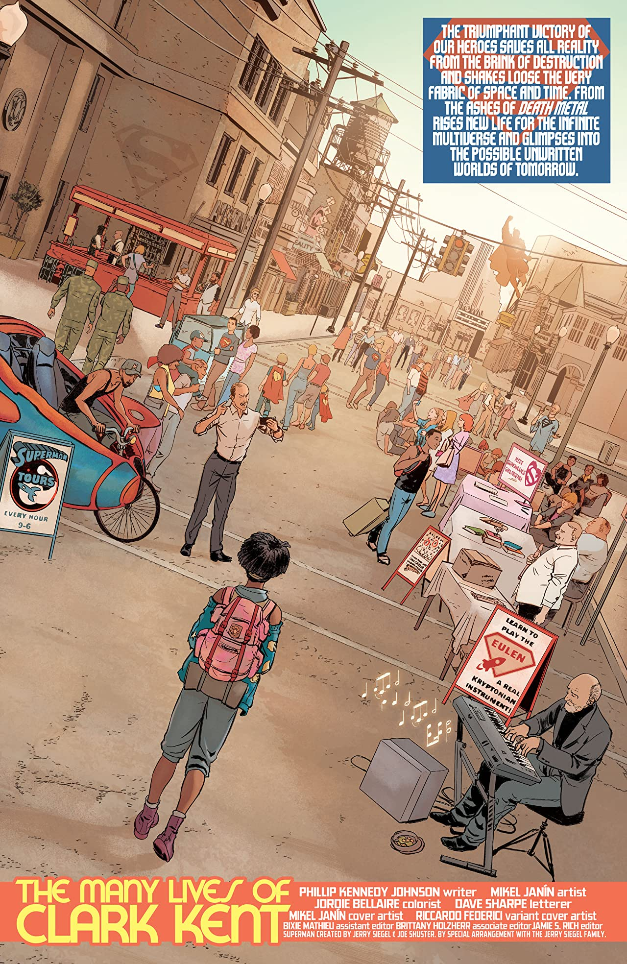 Future State: Superman: Worlds of War (2021-2021) #1