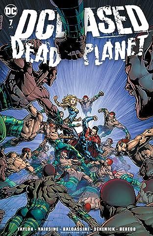 DCeased: Dead Planet (2020-2021) No.7