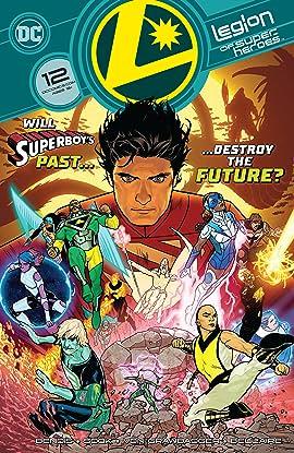 Legion of Super-Heroes (2019-) #12