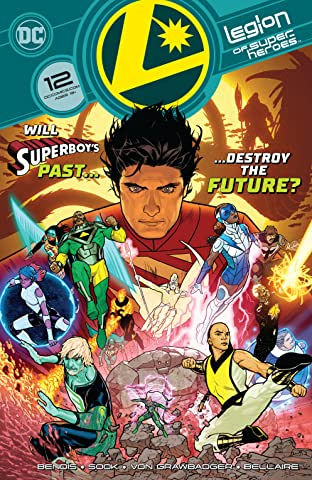 Legion of Super-Heroes (2019-) #12