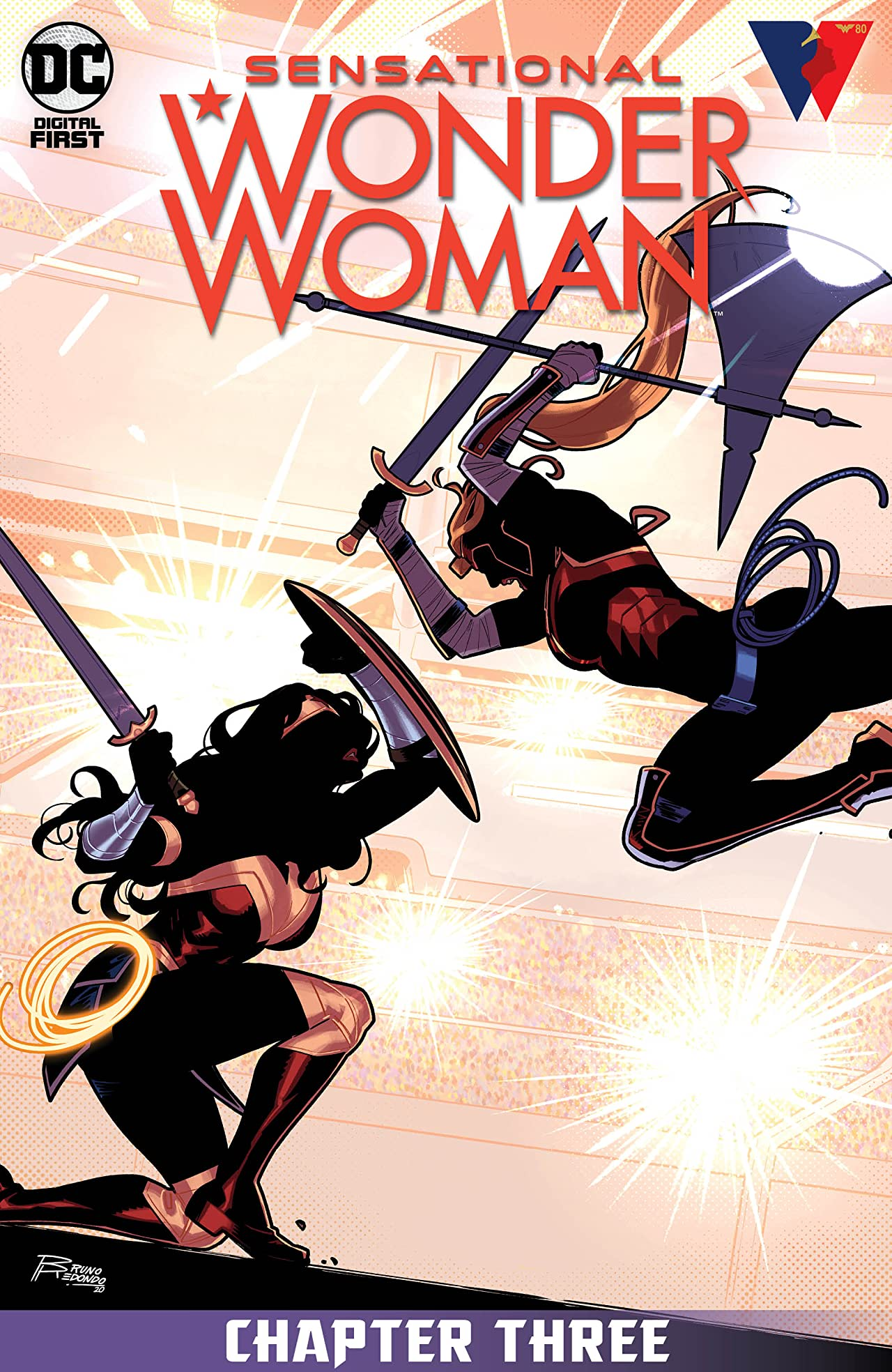 Sensational Wonder Woman (2021-) #3