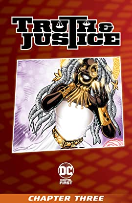 Truth & Justice (2021-) #3