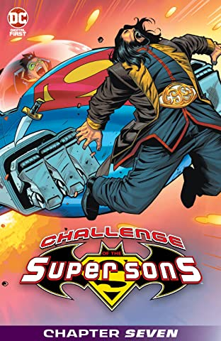 Challenge of the Super Sons (2020-) #7
