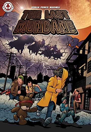 The Last Mundane #1