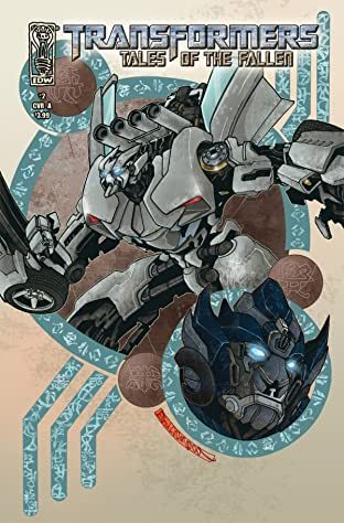 Transformers: Tales of the Fallen #2 (of 5)