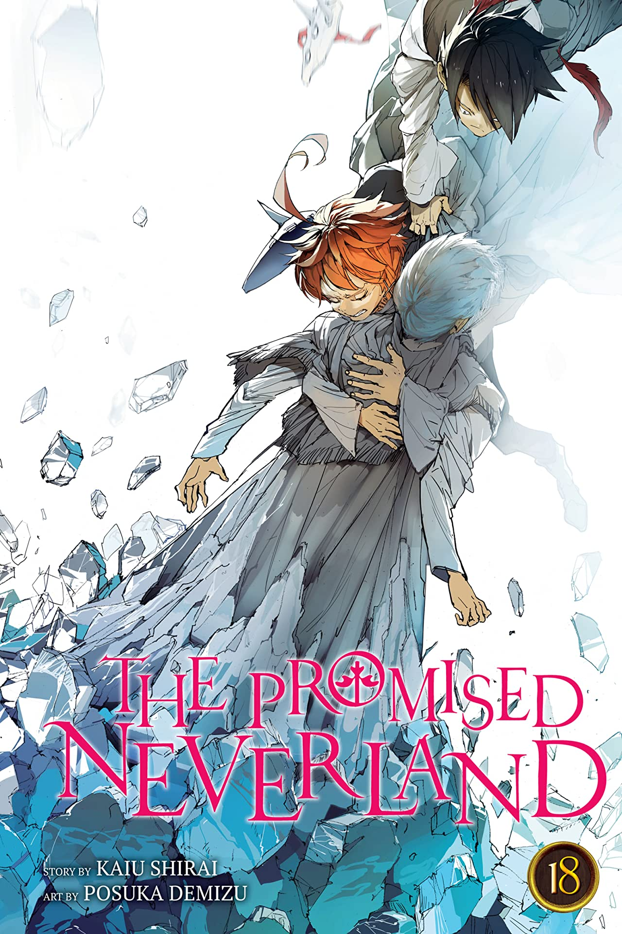 The Promised Neverland Vol. 18: Never Be Alone