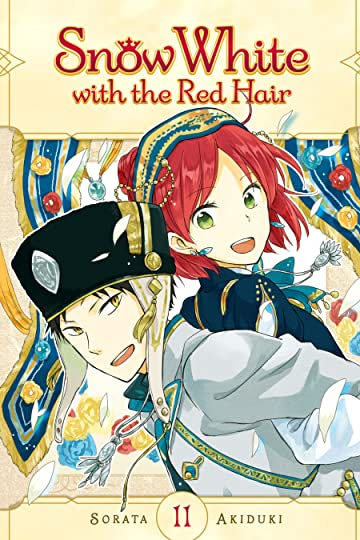 Snow White with the Red Hair Vol. 11