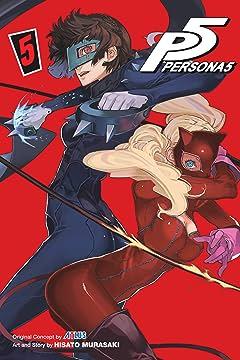 Persona 5 Vol. 5