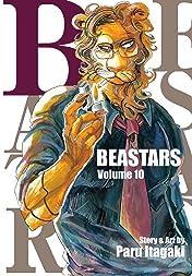 BEASTARS Vol. 10