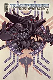 Transformers: Tales of the Fallen #3 (of 5)