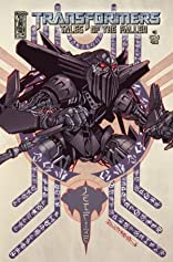 Transformers: Tales of the Fallen #3