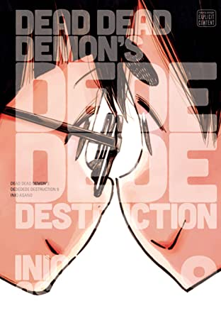 Dead Dead Demon's Dededede Destruction Tome 9
