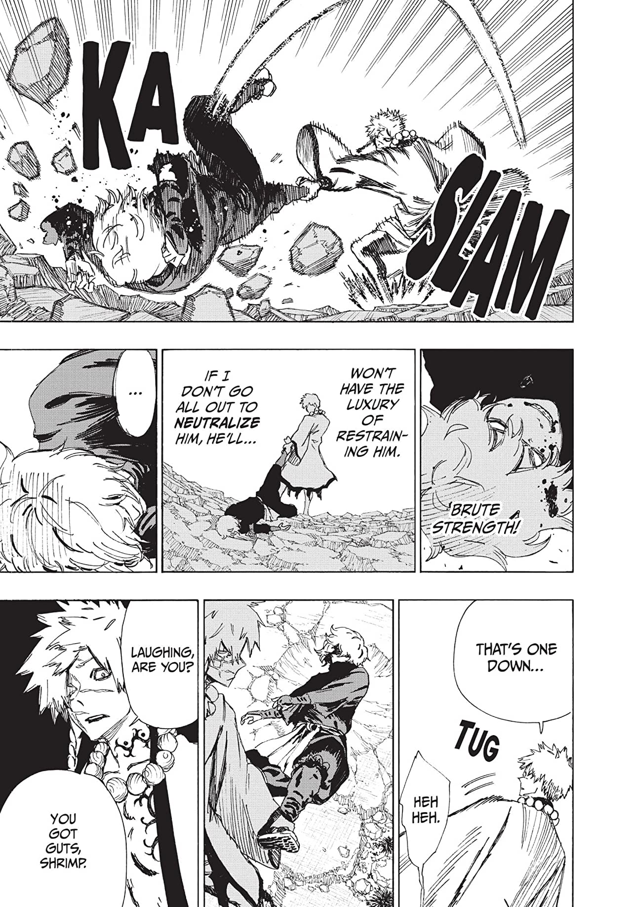 Hell's Paradise: Jigokuraku Tome 6