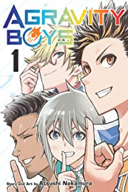 Agravity Boys Tome 1