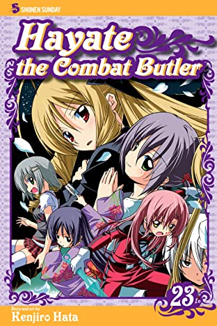 Hayate the Combat Butler Vol. 23