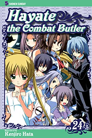 Hayate the Combat Butler Vol. 24