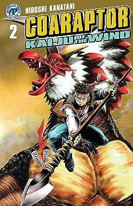 Coaraptor: Kaiju of the Wind #2