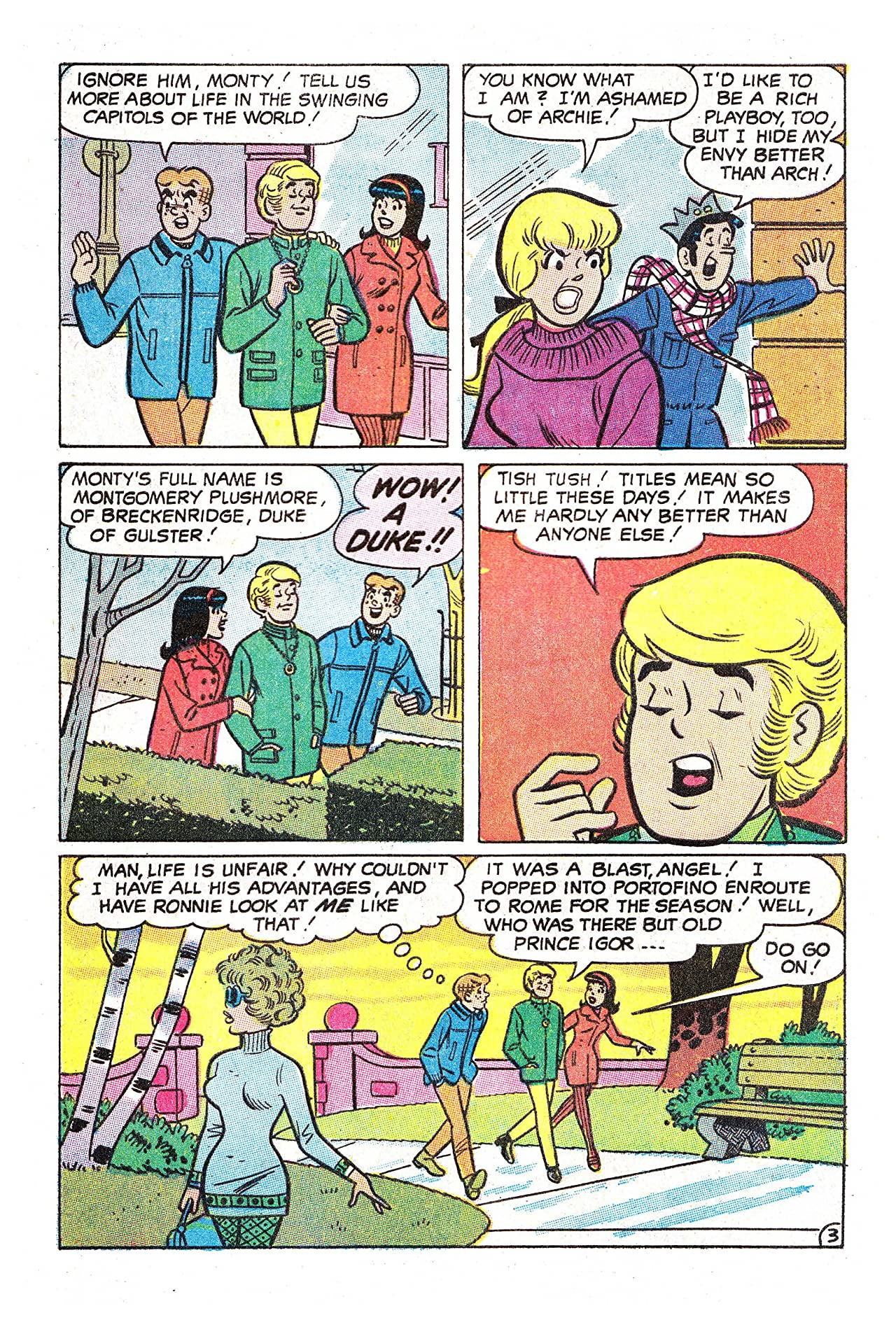 Archie's Girls Betty & Veronica #161