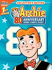 Archie 80th Anniversary Digest #1
