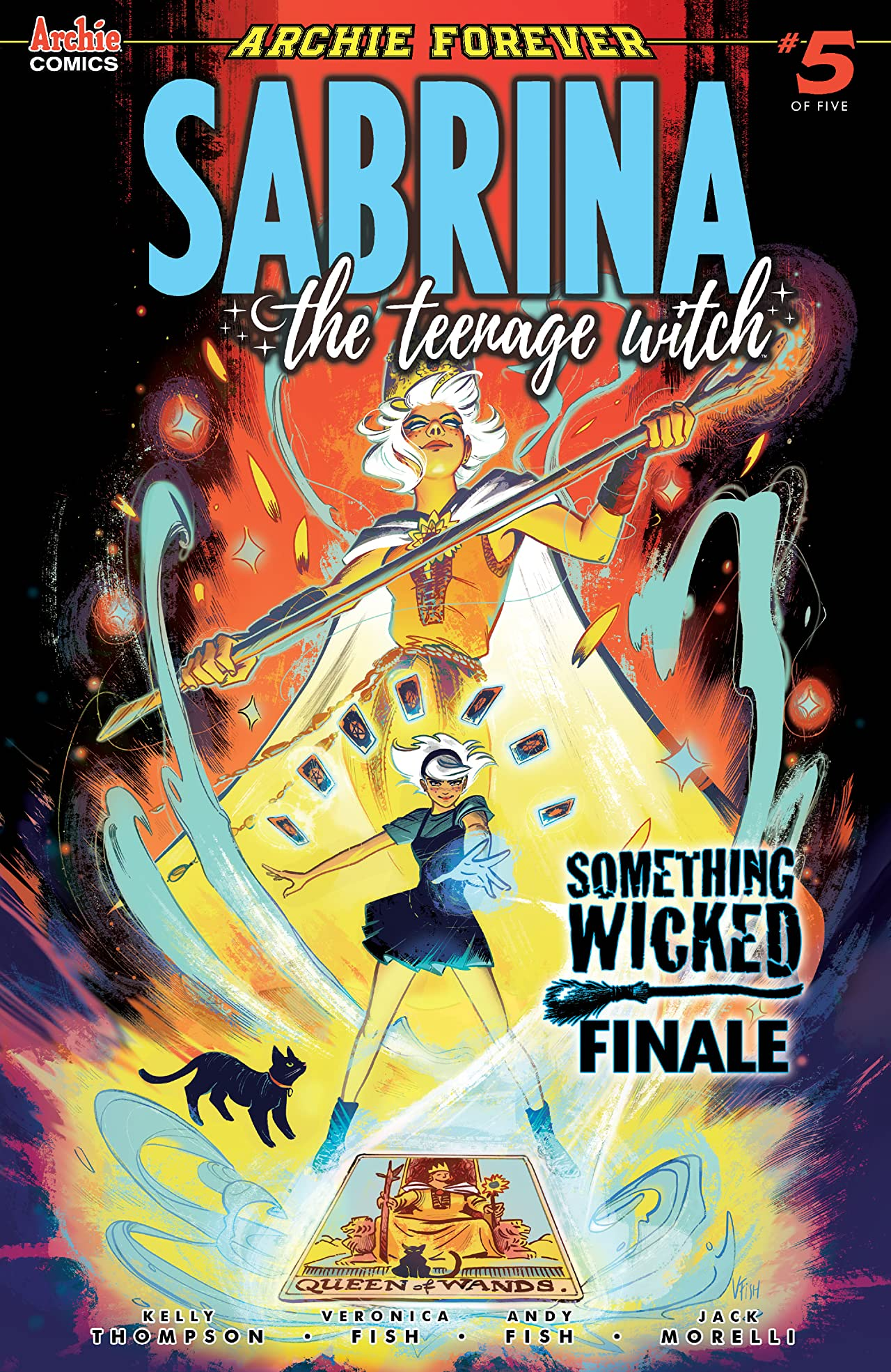 Sabrina: Something Wicked #5