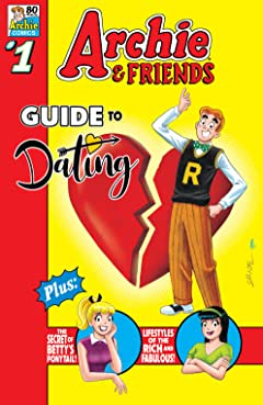 Archie & Friends: Guide to Dating No.1