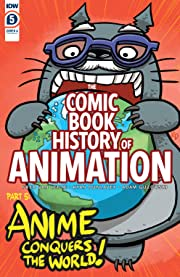 Comic Book History of Animation #5 (of 5)