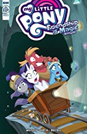 My Little Pony: Friendship is Magic Annual 2021