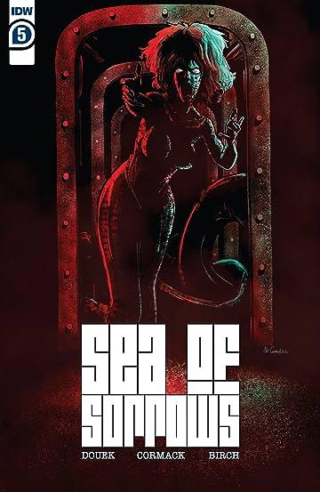 Sea of Sorrows #5 (of 5)
