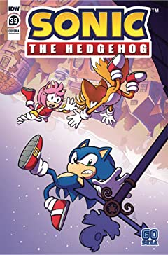 Sonic The Hedgehog (2018-) #39