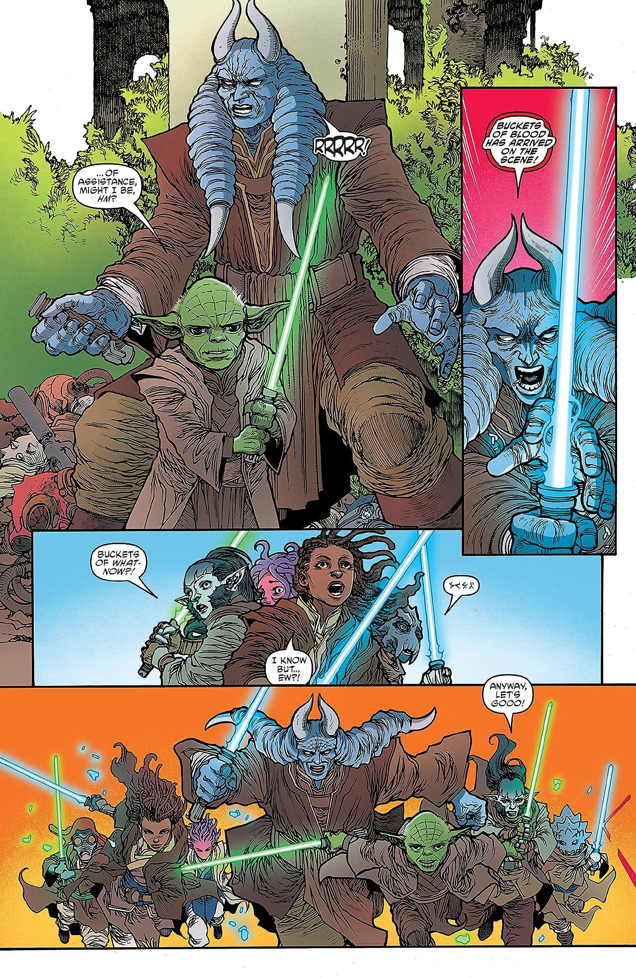 Star Wars: The High Republic Adventures #2