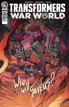 Transformers (2019-) #29