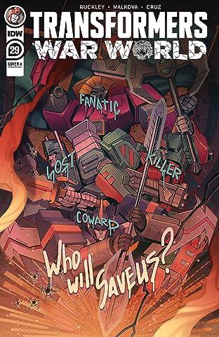 Transformers (2019-) #29