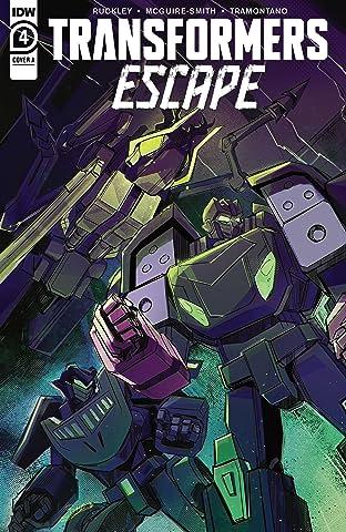 Transformers: Escape #4 (of 5)