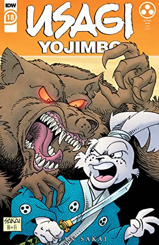 Usagi Yojimbo (2019-) No.18