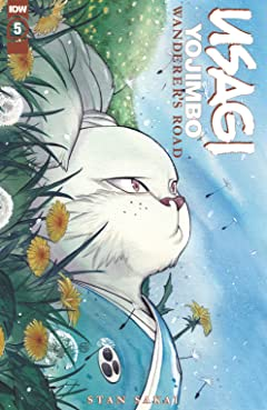 Usagi Yojimbo: Wanderer's Road #5 (of 7)