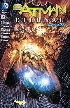 Batman Eternal (2014-2015) No.3