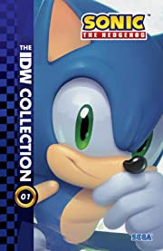 Sonic The Hedgehog: The IDW Collection Vol. 1