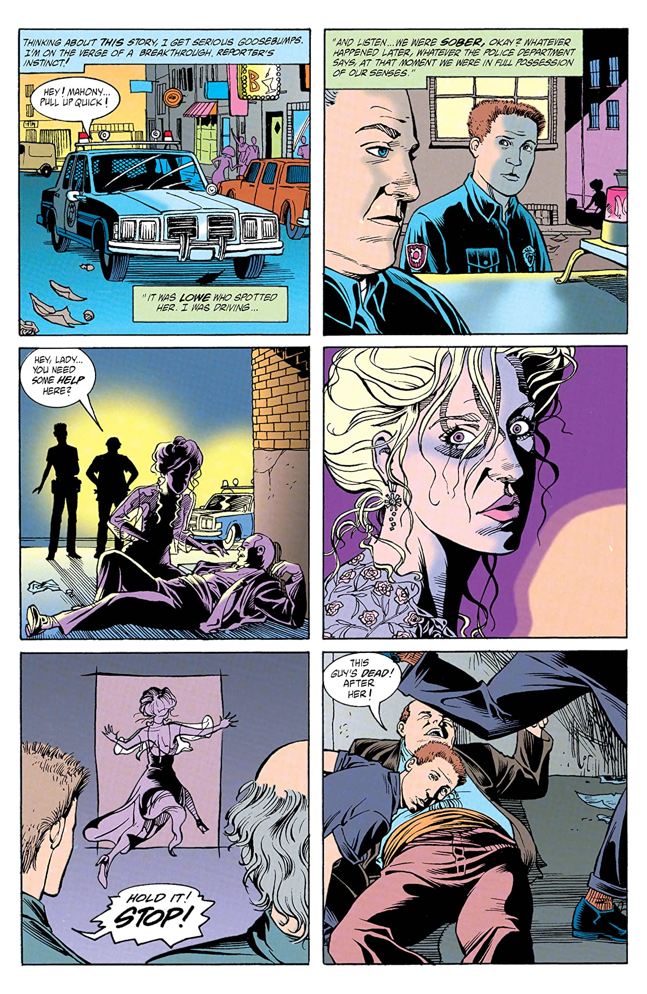 Black Orchid (1993-1995) #1