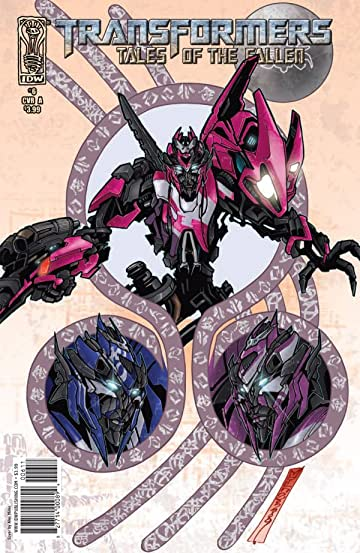Transformers: Tales of the Fallen #6 (of 6)