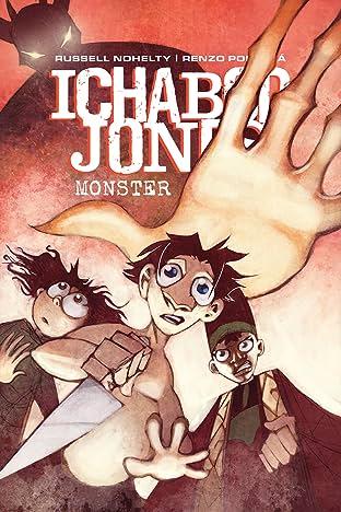 Ichabod Jones: Monster Hunter No.8