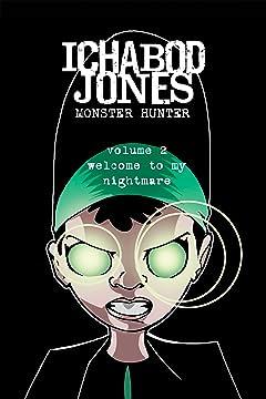 Ichabod Jones: Monster Hunter Vol. 2