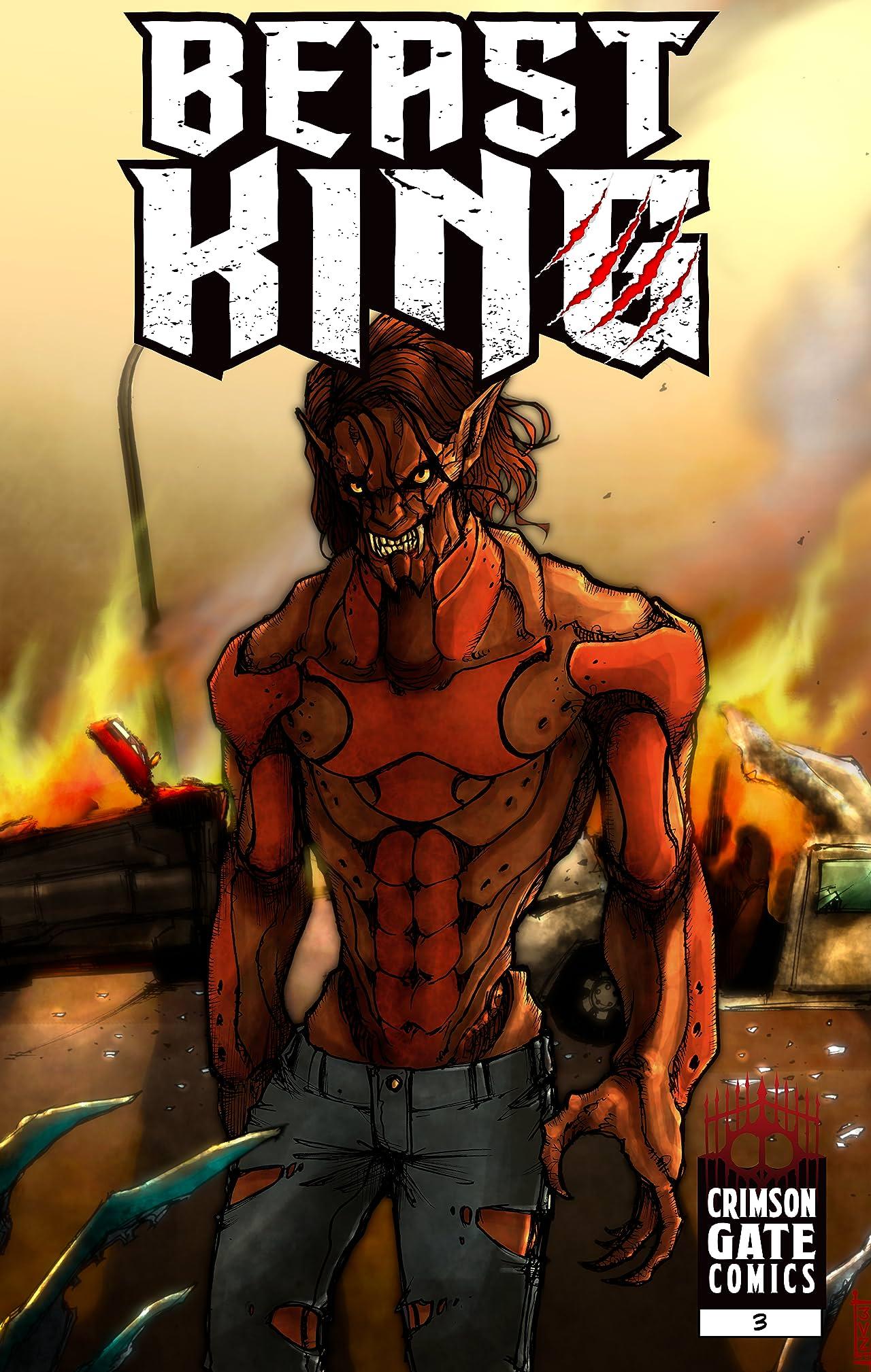 Beast King #3